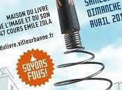 15ème Fête Livre Jeunesse Villeurbanne: sera tous fou!!