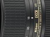 News nouveau Nikon 18-300mm entrée gamme boitiers compacts