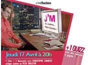 Jeudi Avril aura lieu soirée cinéma… rétro-futuriste Ciné Duchère