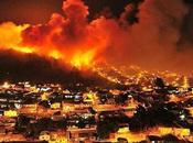 Valparaíso, proie flammes