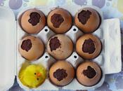 Oeufs Pâques surprises