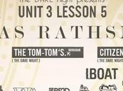 places DARE Night Jonas Rathsman (French Express) l'I.BOAT Bordeaux