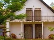 Matsara Lodge Tananarive Madagascar Chambre table d'hôte