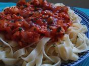 tagliatelle sauce tomate/poulet