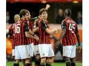 Mauvaise prestation, résultat Milan continue remonter