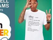 Mode Pharrell Williams pour Uniqlo