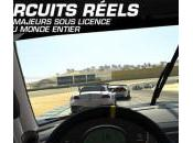 Real Racing nouvelles voitures Open Wheelers