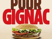 nouvelle Burger King chambre Gignac