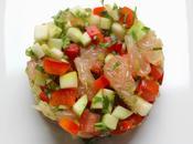 C114 ceviche vegetarien supremes pamplemousse