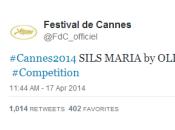 'Clouds Sils Maria' avec Kristen Stewart.