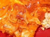 cabillaud tomate épicé
