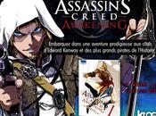 Ubisoft® Ki-oon annoncent premier manga Aassassin's Creed® France
