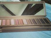 Revue Swatch Naked d'Urban Decay