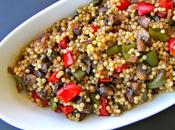 Couscous marocain balsamique vitrées legumes couscous