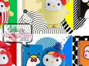 Hello Kitty Bubbly World nouvelle série peluches Donald's