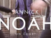 Visuel nouveau single Yannick Noah, Court.