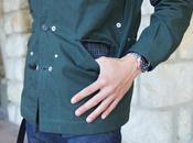 Junya watanabe 2014 seil marschall hervier reversible waxed canvas jacket