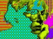 Andy Warhol revit travers oeuvres numériques retrouvées.
