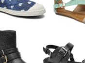 Chaussures d'été sélection Sarenza