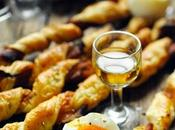 Apérooooo vendredi petits tortillons lard tout simples pour étancher… faim