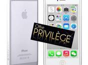 Offre privilège -50% bumper Ultra Slim Totu pour iPhone