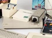 Découverte nouvelles oeuvres d'Andy Warhol disquettes Amiga