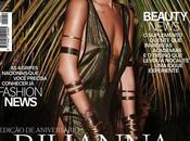Rihanna couverture Vogue Magazine Brésil 2014 Covers)