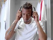 lance partenariat avec Jerome Boateng Wesley Sneijder
