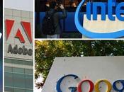 Justice Adobe, Apple, Google Intel paient pour éviter procès