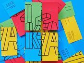 Ikea change logo charte graphique