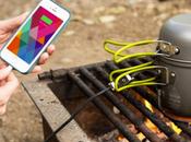 Power Rechargez votre smartphone avec casserole thermoélectrique