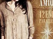 """Ecoutez """"12ème parallèle"""" laissez-vous emmener Constance Amiot, baladeuse mélodieuse nouvelle scène française."""