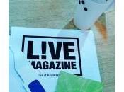 Live Magazine n°1, journalistes montent scène