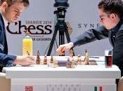 Échecs Carlsen Caruana 10h30