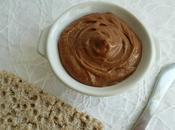 tartinade protéinée chocolat noisette l'inuline sucralose (sans beurre sans sucre)
