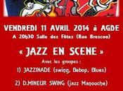 AGDE Concert Jazzinade