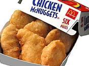 vert pour aliments chez McDonald's