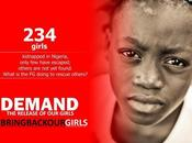 Mobilisation contre enlévements Boko Haram