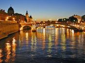 Villes bord l'eau: N°6: Paris (Ile France, France)