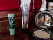 Tests cream, poudre correcteur Body Shop