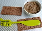 tartinade diététique farine d'amande avec Sukrin (sans gluten, sans sucre beurre)