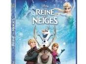 Reine Neiges Blue-Ray depuis avril