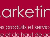 vente marketing luxe haut gamme
