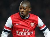 Mercato-Arsenal Diaby pensé raccrocher