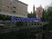 Villes bord l'eau: N°4: Ljubljana (Slovénie)