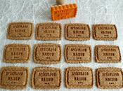 spéculoos maison diététiques complets multicéréales d'avoine avec Sukrin (sans oeufs sucre beurre)