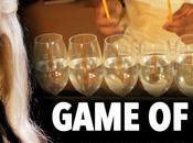 musique Game Thrones jouée verres