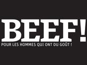 BEEF Pour hommes goût