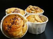 Muffins salés tomates séchées mozzarella