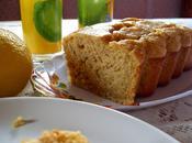 Cake zeste citron (Vegan)